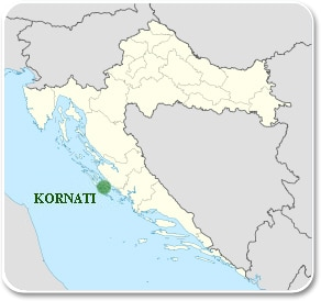 croatia-kornati-national-park-map