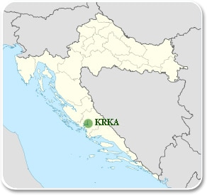 croatia-krka-national-park-map