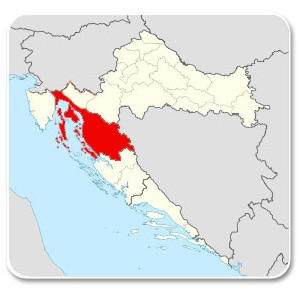 croatia-kvarner-map