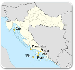 croatia-map-most-beautiful-pebble-beaches