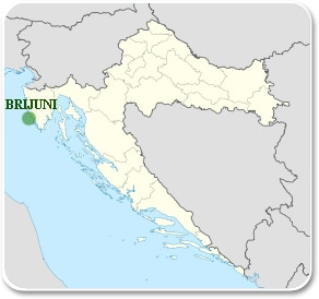 croatia-national-park-brijuni-map