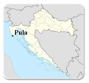 croatia-pula-map